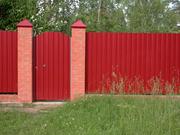 Профнастил от производителя Киев,  профнастил для забора крыши Киев