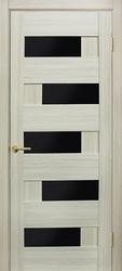 Дверь межкомнатная Домино ЧС дуб латте