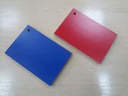 Красная ламинированная фанера 15х1250х2500 мм гладкая/гладкая доставка