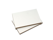 Фанера ФСФ (ФОФ) ламинированная белая гладкая/гладкая 15х1250х2500 мм